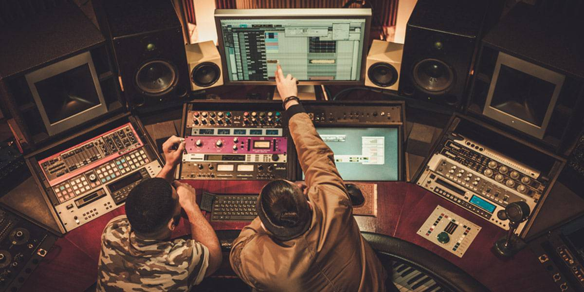 what is a music editor