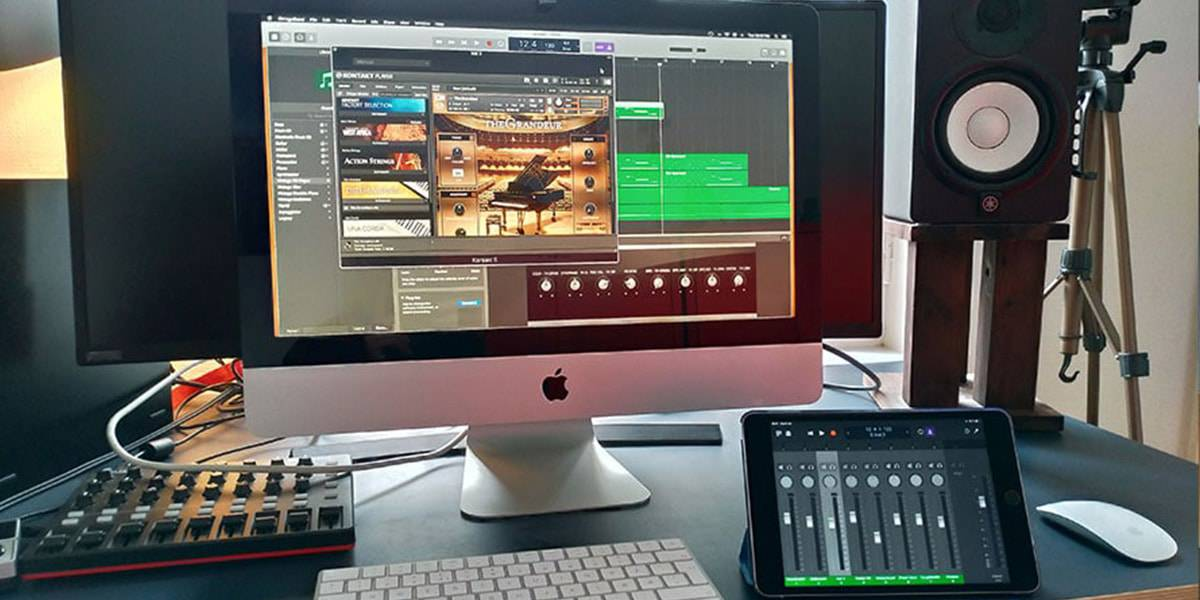 garageband for pro music production