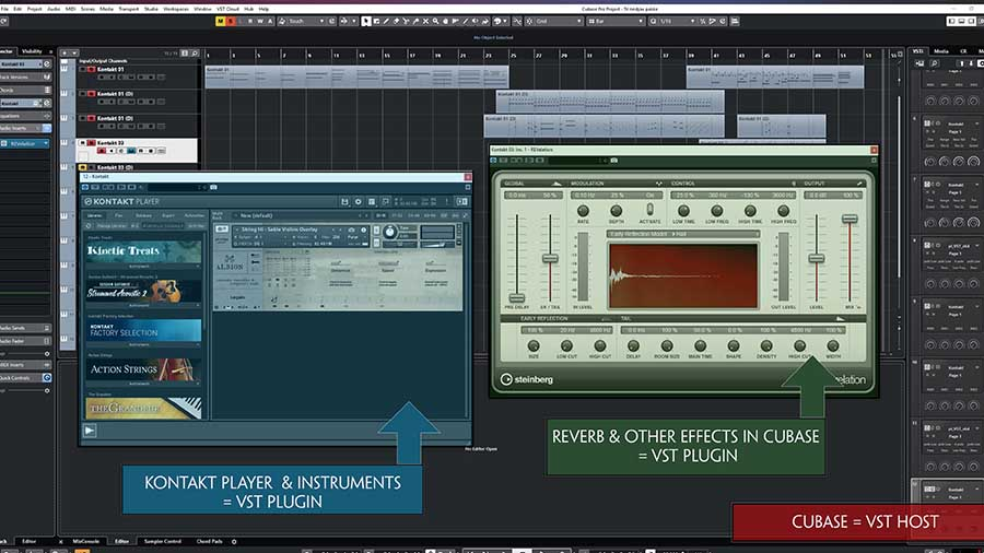 What is Virtual Studio Technology (VST)? – Andyax Music